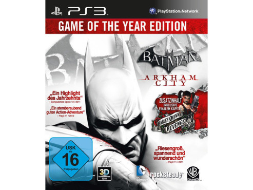 Batman – Arkham City © Warner Interactive