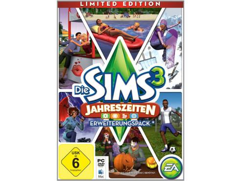 Die Sims 3 � Jahreszeiten (Add-on) ©Electronic Arts