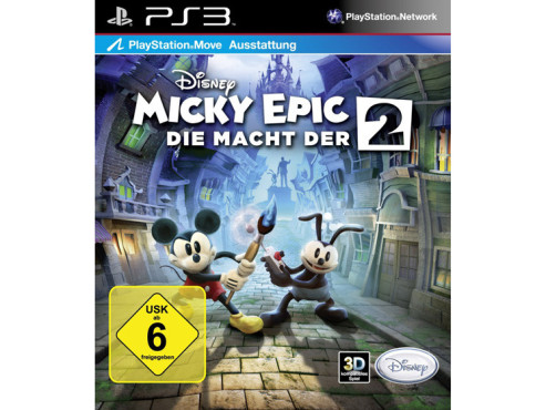 Disney Micky Epic – Die Macht der 2 ©Disney Interactive