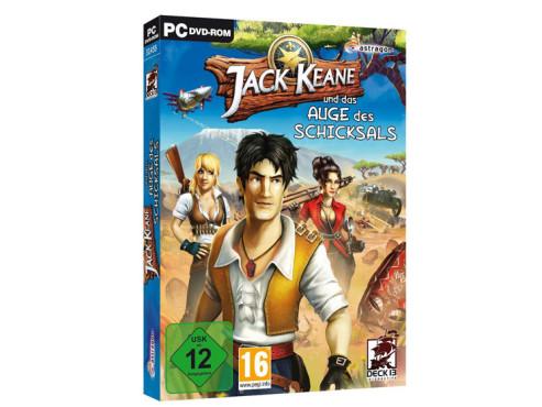 Jack Keane und das Auge des Schicksals ©astragon Software GmbH