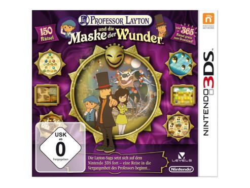 Professor Layton und die Maske der Wunder ©Nintendo