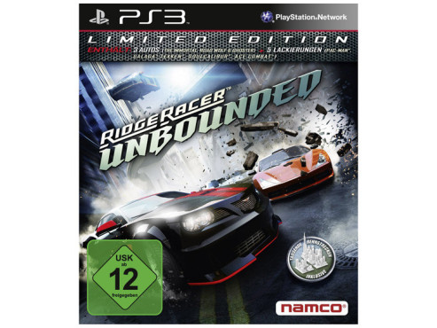 Ridge Racer – Unbounded