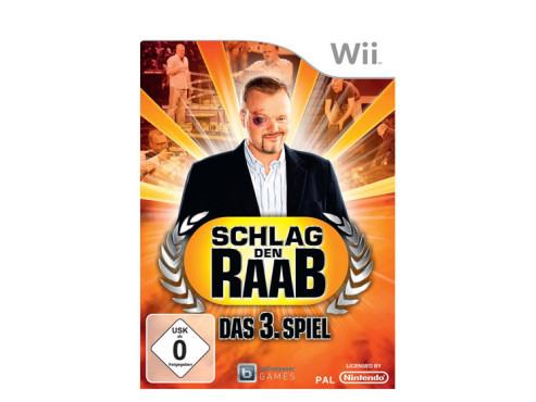 Schlag den Raab – Das 3. Spiel ©Namco Bandai