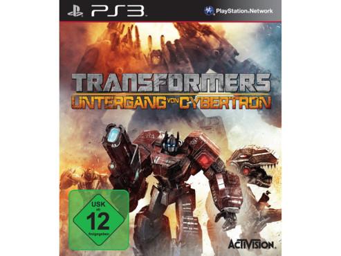 Transformers – Untergang von Cybertron