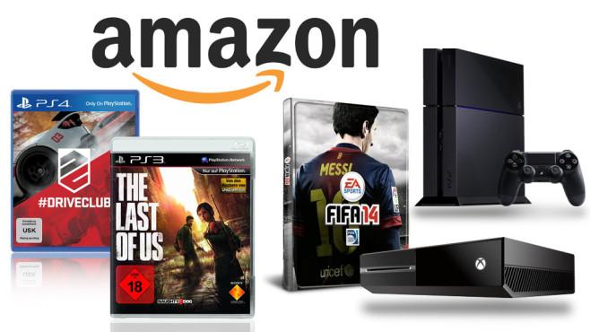 Spiele-Hits des Monats ©Computerbild.de, Amazon