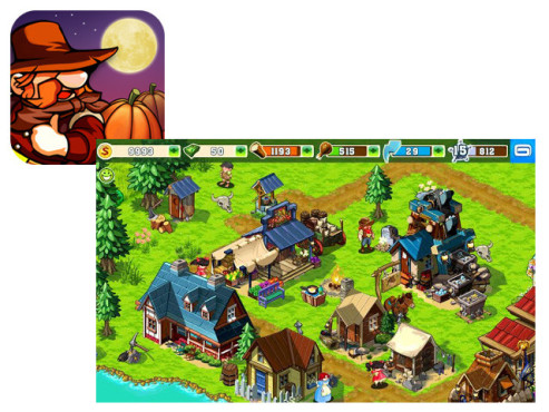 The Oregon Trail: American Settler © Gameloft