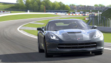 Rennspiel Gran Turismo 5: Corvette Stingray ©Sony