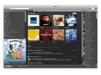Die Desktop-Anwendung von Spotify ©Spotify