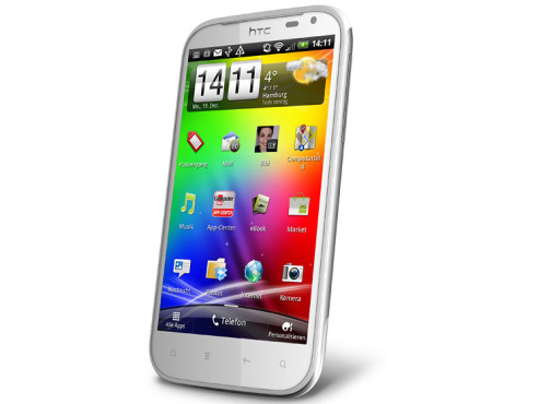 HTC Sensation XL