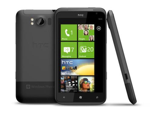 HTC Titan ©COMPUTER BILD