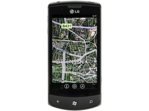 LG Optimus 7 ©COMPUTER BILD