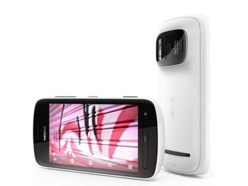 Nokia 808 PureView ©Nokia