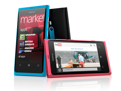 Nokia Lumia 800 ©Nokia