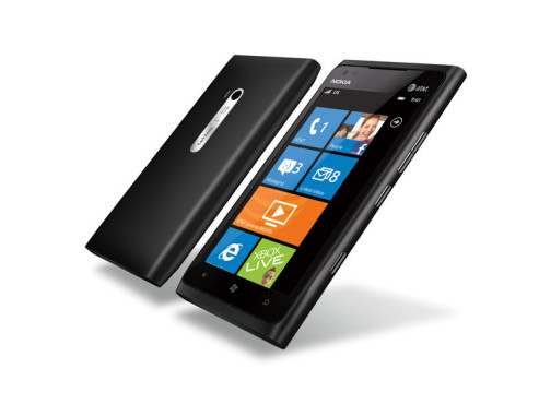 Nokia Lumia 900 ©Nokia