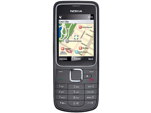 Nokia Navigation Edition 2710 ©Nokia