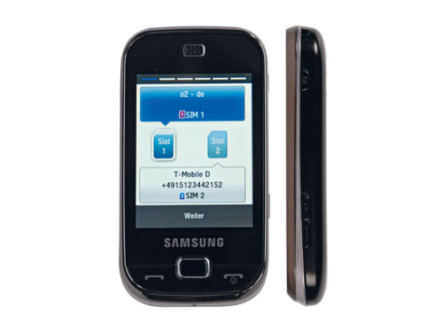 Samsung B5722 DuoS ©COMPUTER BILD