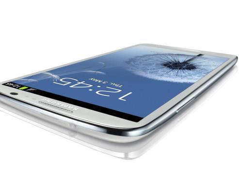 Samsung Galaxy S3 ©Samsung