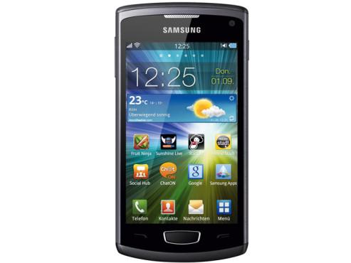 Samsung S8600 Wave 3 ©Samsung