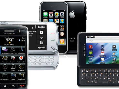 Smartphones ©COMPUTER BILD