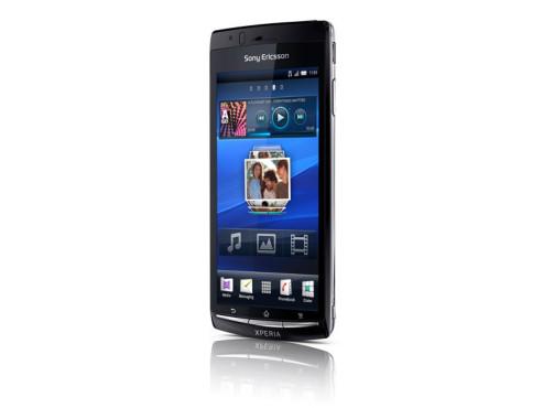 Sony Ericsson Xperia Arc ©Sony-Ericsson