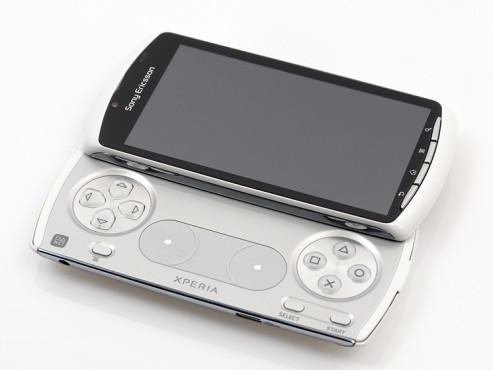 Sony Ericsson Xperia Play ©COMPUTER BILD