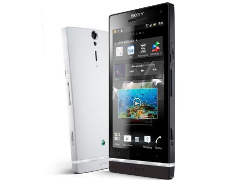 Sony Xperia S ©COMPUTER BILD