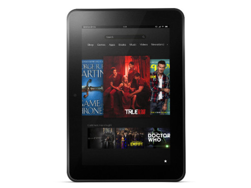 Der Kindle Fire HD 8,9 von 2012. © Amazon