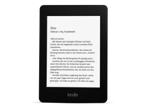 Der Kindle Paperwhite von 2012. © Amazon