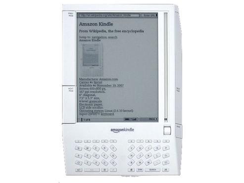 Der erste Kindle von 2007. ©Jon 'ShakataGaNai' Davis (CC BY 3.0)