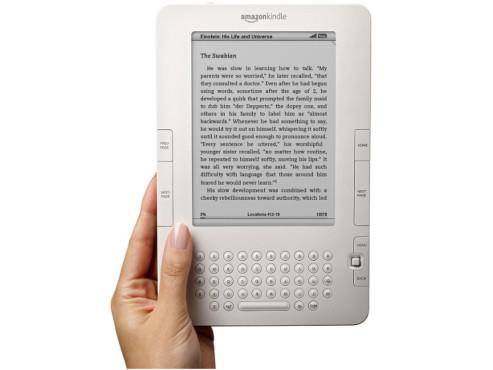 Der zweite Kindle von 2009. ©Amazon