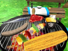 Grill 3D