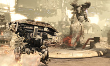 Online-Actionspiel Hawken: Gefecht ©Adhesive Games