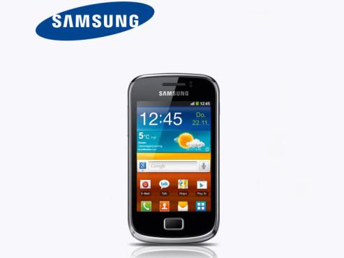 Samsung Galaxy Mini 2 (GT-S6500) ©Aldi Nord