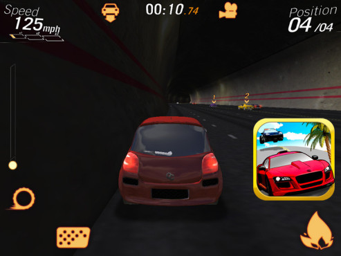 Crazy Cars – Hit the Road ©Microids Games for all