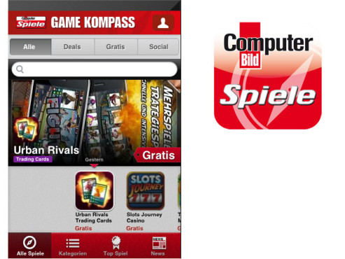 Game Kompass © Axel Springer AG