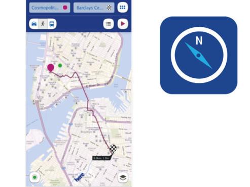 Here Maps ©Nokia Gate 5 GmbH