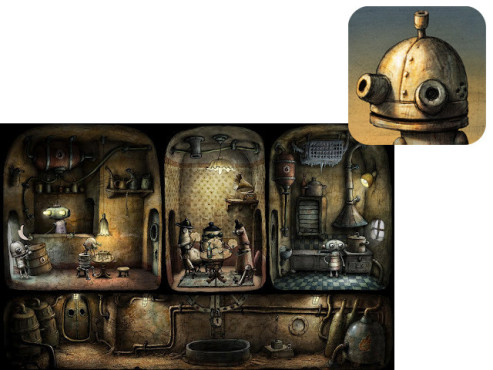 Machinarium © Hothead Games