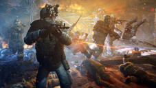 Actionspiel Metro – Last Light: Soladten © THQ