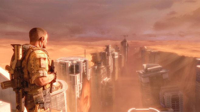 Actionspiel Spec Ops – The Line: Stadt © 2K Games
