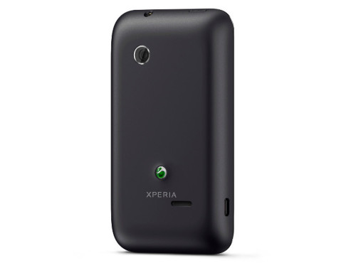 R�ckansicht des Sony Xperia Tipo ©Sony