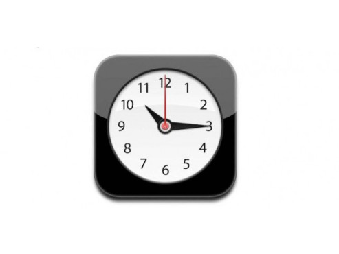 Uhr © Apple Inc.