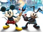 Actionspiel Disney Micky Epic – Die Macht der 2: Micky und Oswald©Disney Interactive