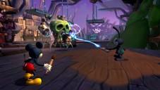 Actionspiel Disney Micky Epic � Die Macht der 2: Kampf ©Actionspiel