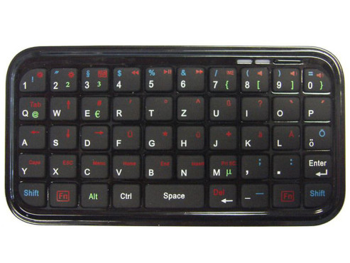 Jay-tech Mini Bluetooth Tastatur 49 © Lidl