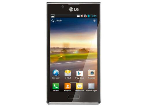 LG Optimus L7 ©Lidl