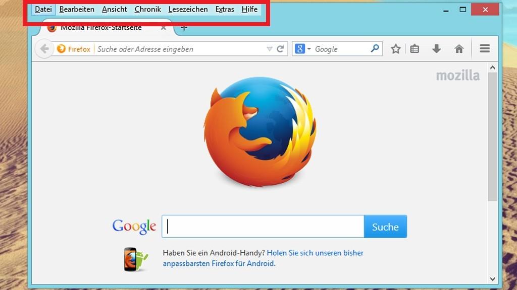 Verlauf L 246 Schen Anleitung F 252 R Firefox Chrome Amp Co Bilder Screenshots Computer Bild