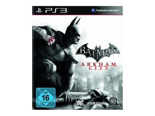 Batman: Arkham City © Amazon