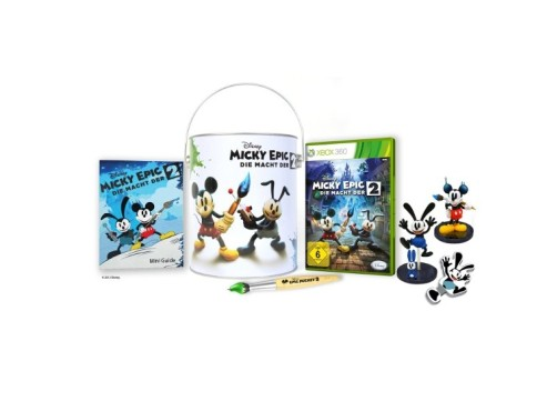 Disney Micky Epic - Die Macht der 2: Limitierte Special Edition © Amazon