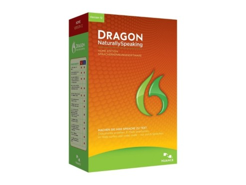 Dragon Naturally Speaking Home 12 Home © Amazon