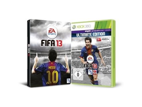 FIFA 13 - Ultimate Steelbook Edition © Amazon